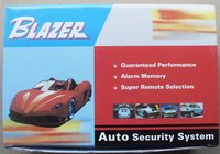 Car Alarm System (CT-BL)