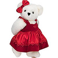 Plush Valentines' Day Gift Bear