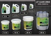 Diesel Engine Oil (Jet Guard 20w40/ Black Gold 20w40)