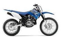 2011 Yamaha TT-R 125LE Dirt Bike