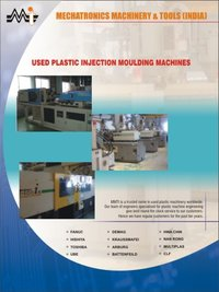New Plastic Injection Moulding Machine