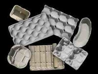 Paper Pulp Moulded Industrial Packaging