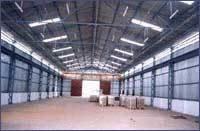 Prefabricated Tubular Steel Structures