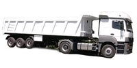 Tipper 3axle Trailer