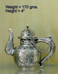 Silver Crafted Kettles