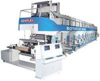 Excel Rotogravure Printing Machine