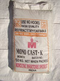 Low Cement Castable, Light Weight Refractory Insulating
