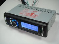 Car Audio Stereo Player With Usb & Sd/Mmc Outlet