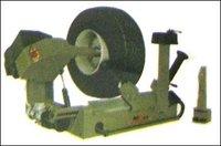 Space Tyre Changer For Trucks