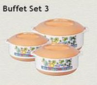 Buffet Casseroles Set
