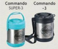 Commando Lunch Packs
