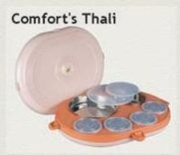 Thali Shape Lunch Boxes