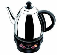 Digital Microcomputer Temperature Control Stainless Steel Electric Kettle