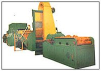 Coir Sheet Machine