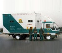 Box Body Design Mobile Hospitals