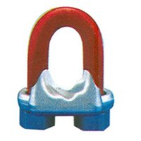 Forged Bulldog Grip Wire Rope Clamps
