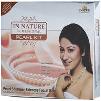 Mini Pearl Shimmer Fairness Facial Kit