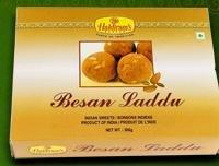 Besan Laddu