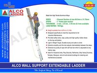 Alco Straight Extendable Ladder