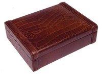 Croco Jewelry Box
