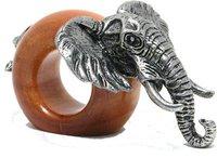 Elephant Napkin Ring