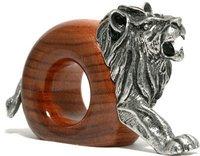 Lion Napkin Ring