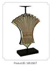 Venetian Mirror Candle Stand