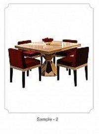 Venetian Mirror Dinning Table