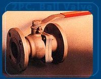 Two Piece Standard Ball Valves