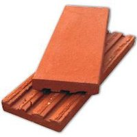 Extruded Clay Tiles With Good Thermal Insulation