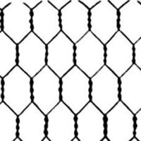 Stainless Steel Made Hexagonal Wire Mesh