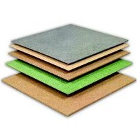 Thin Medium Density Fibreboard-Mdf With Surface Hardness