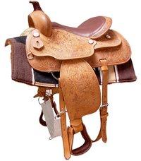 Robust Western Saddle