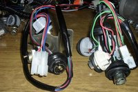 Bulb Holder For Two Wheelers