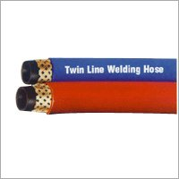 Extrusion Type Twin Line Welding Hoses