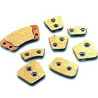 Clutch Buttons With Coefficient Of Friction