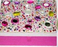 Beaded Jewellery Box