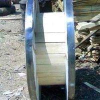 Plywood Drums