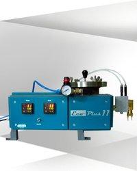 Pneumatically Operated Hot Melt Dispenser