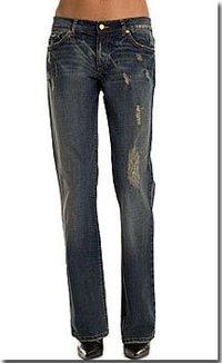 Ladies Sleek Jeans