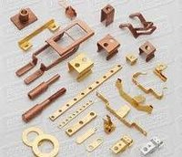 Brass Sheet Metal Parts
