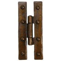 Handmade Bronze H Hinges