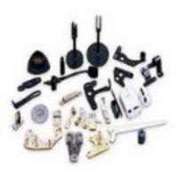 High Precision Sheet Metal Components