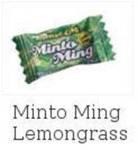Minto Ming Lemongrass Mouth Freshener