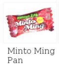 Minto Ming Pan Mouth Freshener