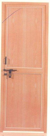 Pvc Hollow Two Panel Doors