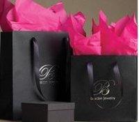 Designer Jewellery Paper Bags