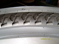 Cycle Tire Mould