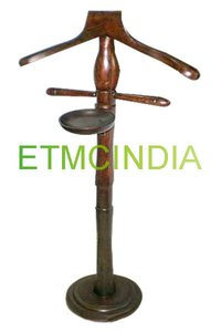 Durable Wooden Coat Stands