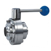 Butterfly Type Ball Valves in Ghaziabad